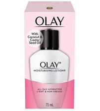 Olay Moisturizing Lotion with coconut castor seed oil 75Ml