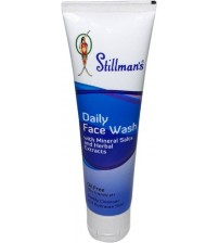Stillman's Daily with Mineral Salts and Herbal Extracts Face Wash  (80 ml)