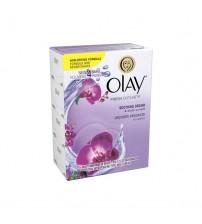 OLAY Fresh Outlast Beauty Bar, Soothing Orchid & Black Currant 3.17 oz, 4 ea