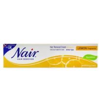 Nair Hair Remover Hair Removal Cream, Lemon Fragrance - 110g Cream  (110 g)