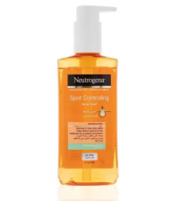 NEUTROGENA Spot Controlling Facial Wash For Stubborn Spots 200ml made in France Face Wash  (200 g)