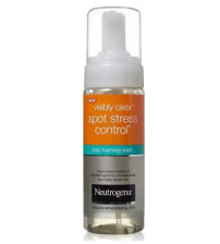 NEUTROGENA Visibly Clear Spot Stress Control Foaming Wash Face Wash  (150 g)