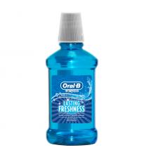 Oral B Complete Lasting Freshness Arctic Mint Mouthwash 250ml
