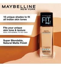 Maybelline-New-York-Fit-Me-Matte+Poreless-Liquid-Foundation,30ml