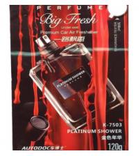 Big Fresh Platinum Shower Car Freshener (120 g)