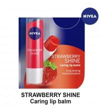 Nivea-Lip-Care Strawberry Fruity Shine