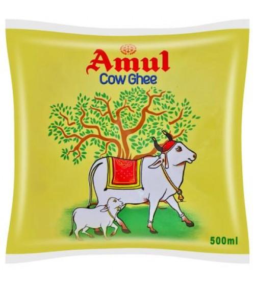 Amul Cow Ghee 500ml (Pouch)