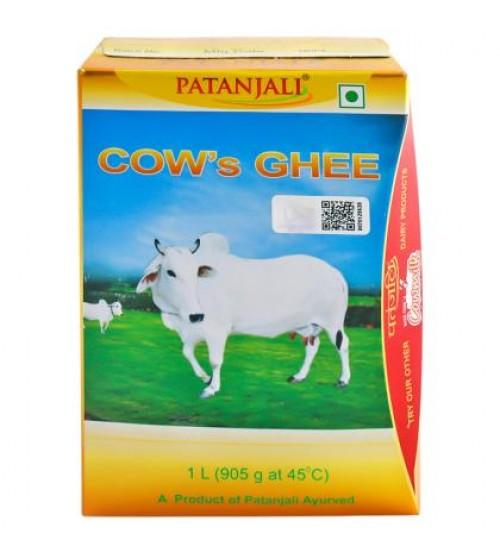 Patanjali Cow Ghee 1L(Carton)