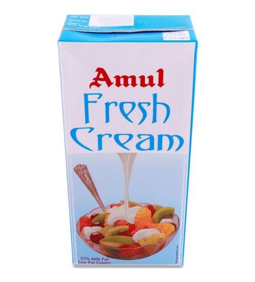 Amul Cream 1Ltr
