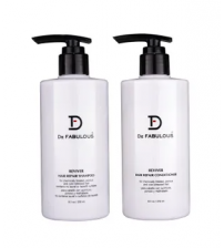 De Fabulous Reviver Hair Repair Shampoo & Conditioner Combo