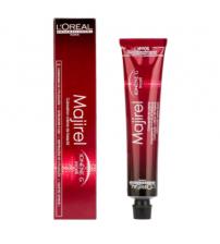 1L'Oreal Dark Brown Professionnel Paris Majirel Hair Coloring Cream - 49.5 g