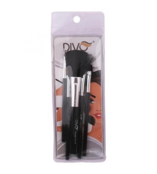 Divo Make Up Brush Set 5 pcs