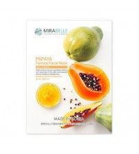 Mirabelle Korea Papaya Fairness Facial Mask