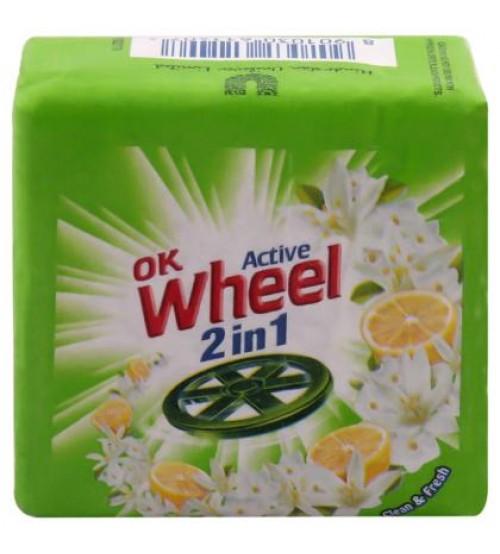 Active Wheel Ok Detergent Bar 150g