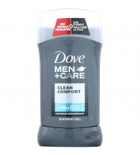 Dove Men + Care, Deodorant, Clean Comfort, 3 oz (85 g)