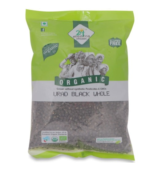 24_mantra organic black urad Whole 500g