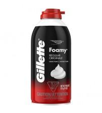 Gillette Foamy Shave Foam, Packaging Size: 311 G