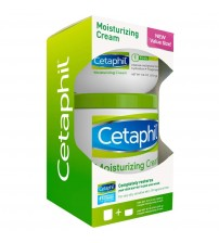 Cetaphil Moisturizing Cream Jar Combo Set